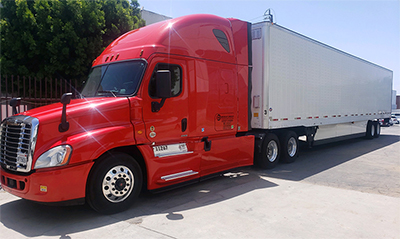 truck driving school los angeles